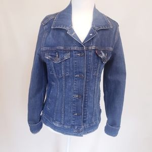 Levi's Denim Jean Jacket, Sz M